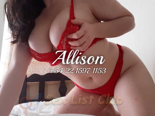 ALLISON MODELO WEBCAM PLACER SIN SALIR DE TU CASA VIDEOLLAMADAS FOTOS Y VIDEOS